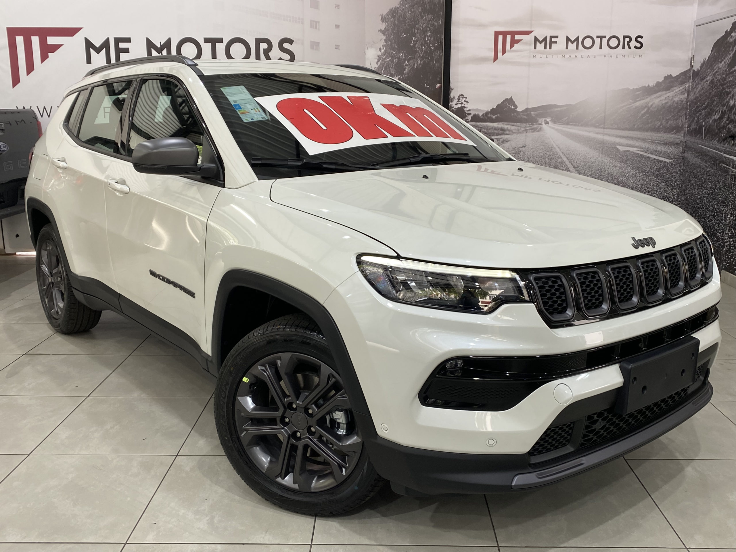 JEEP COMPASS T270 TURBO 80 ANOS
